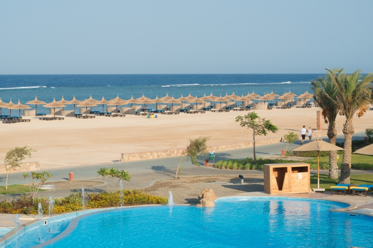 Roulette Hotel Royal Tulip Beach Resort Paradise Friends / Novotel Marsa Alam Paradise Friends